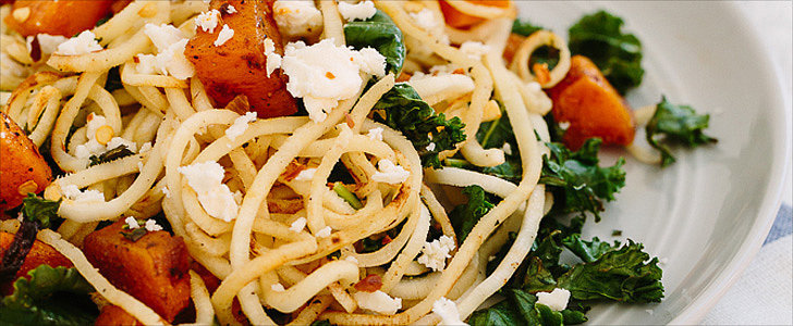 """Vegetarian """"Noodles"""" Will Become Your Favorite Healthy Dinner"""