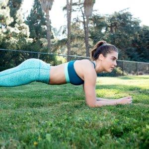 Quick Bodyweight Workout