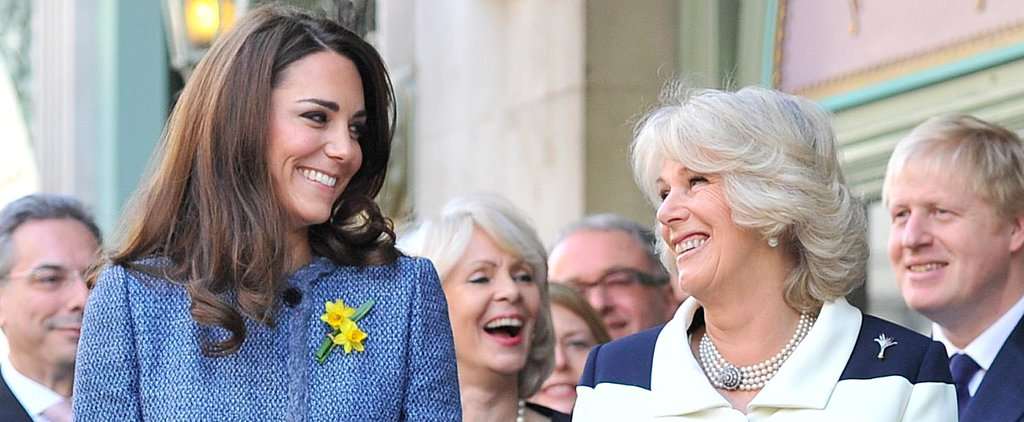 15 Pictures That Prove Kate and Camilla Cannot Contain Their Laughter Around Each Other