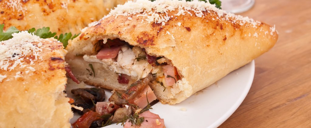 Easy Calzone Recipes For Game-Day Eating