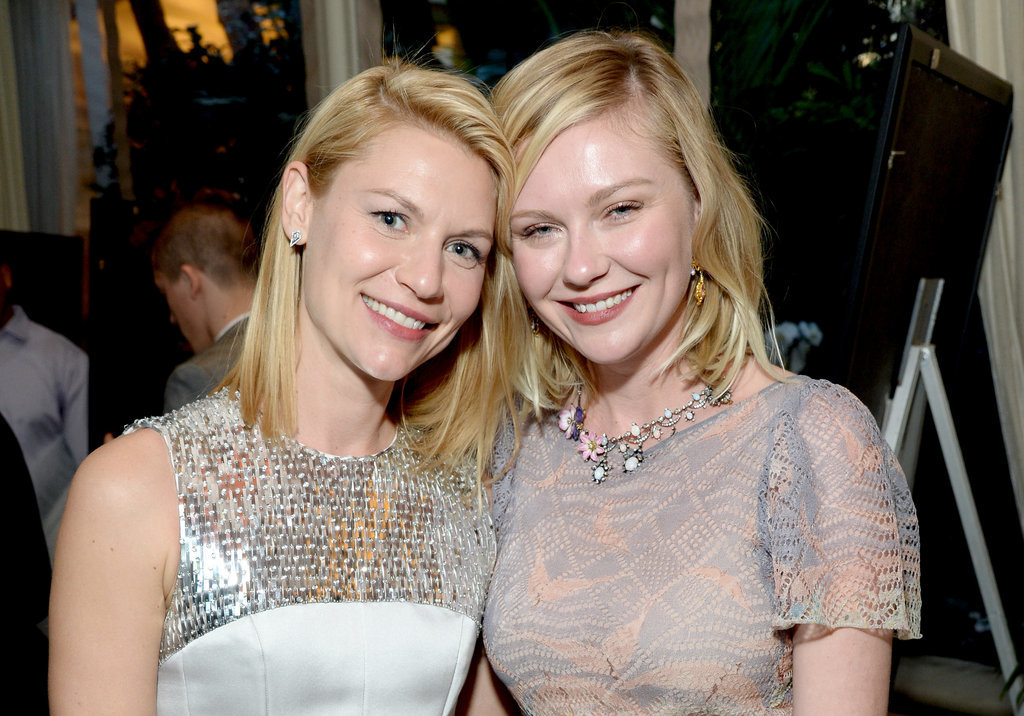 Pictured: Kirsten Dunst and Claire Danes