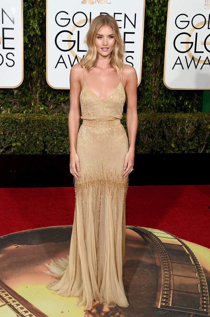 Don't Miss a Single Sexy Look From the Golden Globes