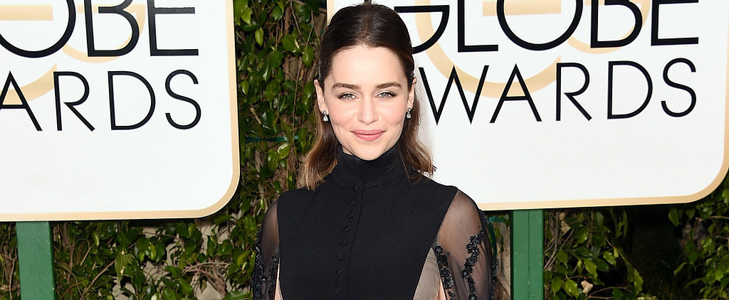 The Cast of Game of Thrones Ditches Their Armour For the Golden Globes