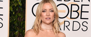 Only Kate Hudson Could Pull Off This Insane Style Move on the Red Carpet