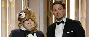 Here's What Jonah Hill REALLY Said During That Censored Golden Globes Presentation
