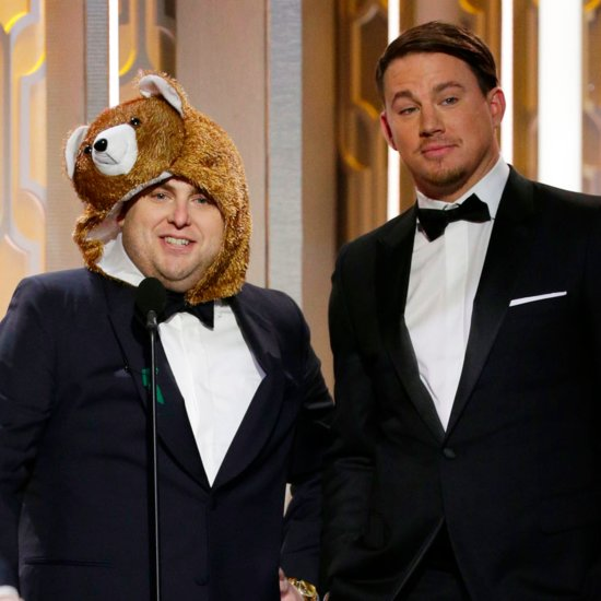 Jonah Hill Uncensored at the Golden Globes 2016