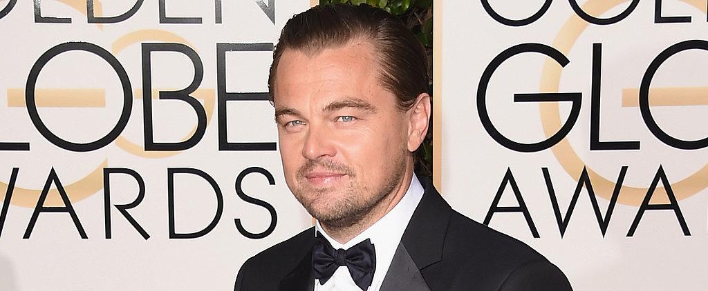 Leonardo DiCaprio Explains His Hilarious Reaction to Lady Gaga