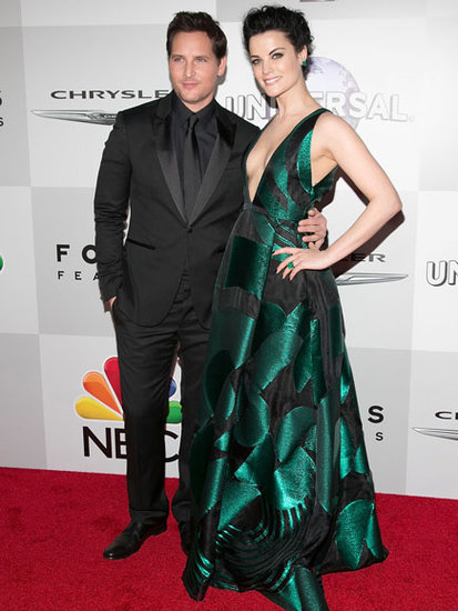VIDEO: Jaimie Alexander Talks Planning Her Wedding with Peter Facinelli - and Their Surprise Theme