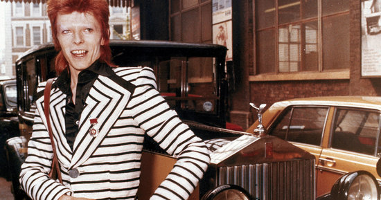 David Bowie's Majestic Style Evolution, In Photos