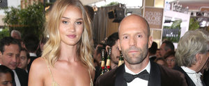 Jason Statham Gave Rosie Huntington-Whiteley an Engagement Ring Fit For a Supermodel