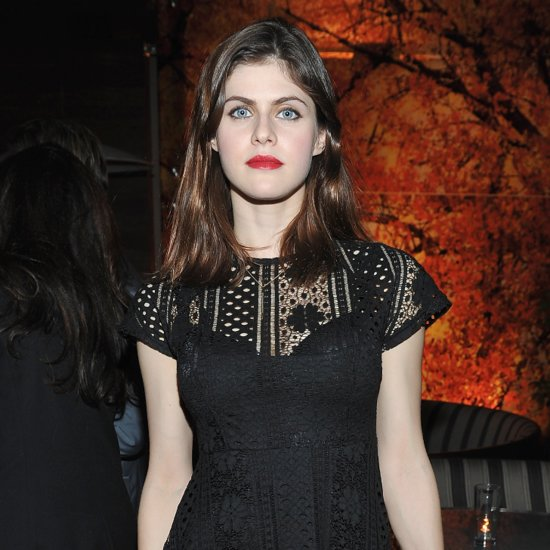 Alexandra Daddario's Forever 21 Dress