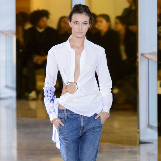 White Shirt Trend Spring 2016