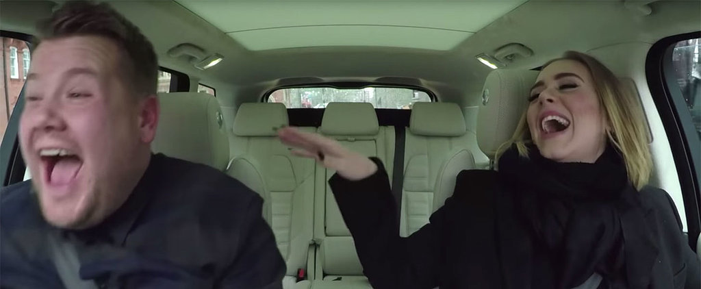 Adele's Carpool Karaoke Session Will Leave You With Chills (and Fits of Laughter)