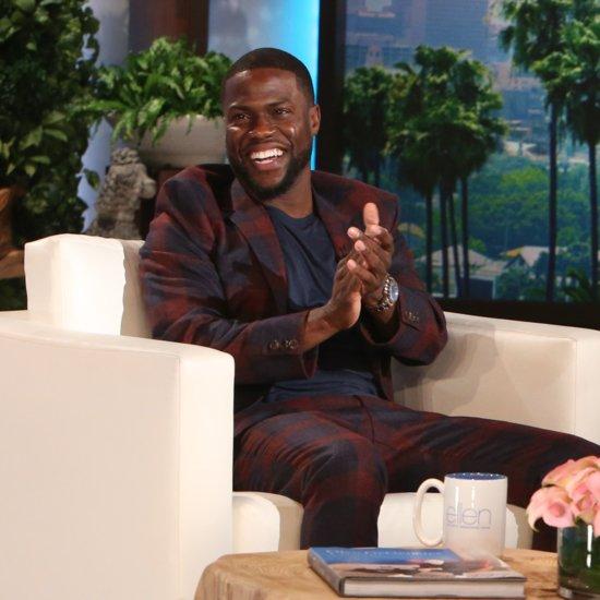 Kevin Hart on Ellen January 2016