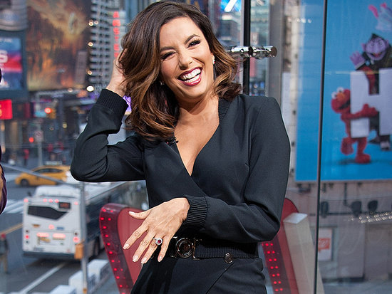Eva Longoria Is Hilariously Desperate to Answer a Housewives Question First on Hollywood Game Night