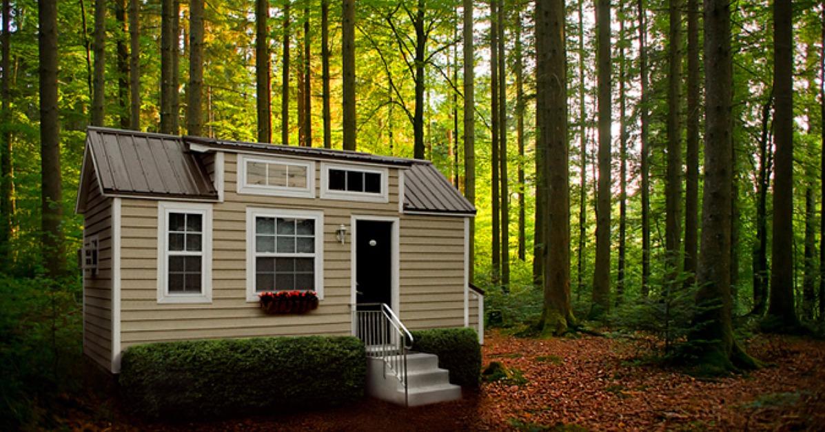 Tiny homes for seniors popsugar home for Small house design for elderly