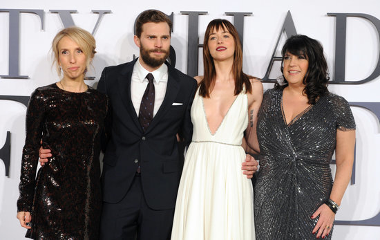 'Fifty Shades of Grey' Nominated for Worst Awards in the Industry