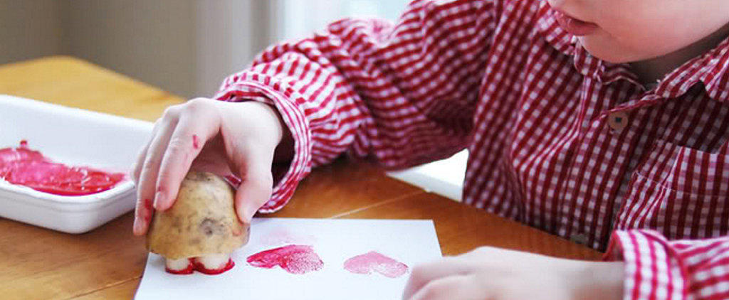 22 Valentine's Day Crafts Your Kiddo Can Make