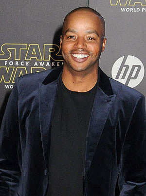 Donald Faison Jokes Son Rocco Loves Dancing to 'Uptown Funk' - and Calling Julio