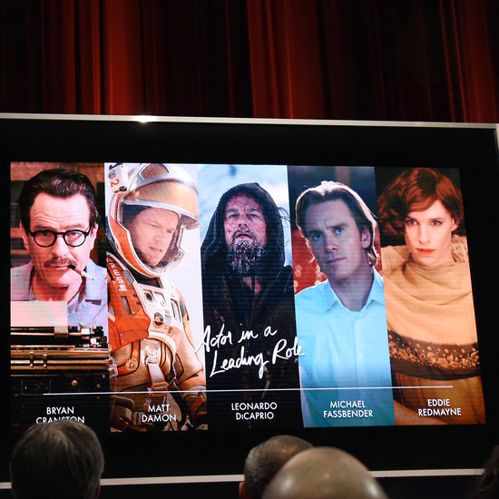 2016 Oscar Nominations Are Predominately White
