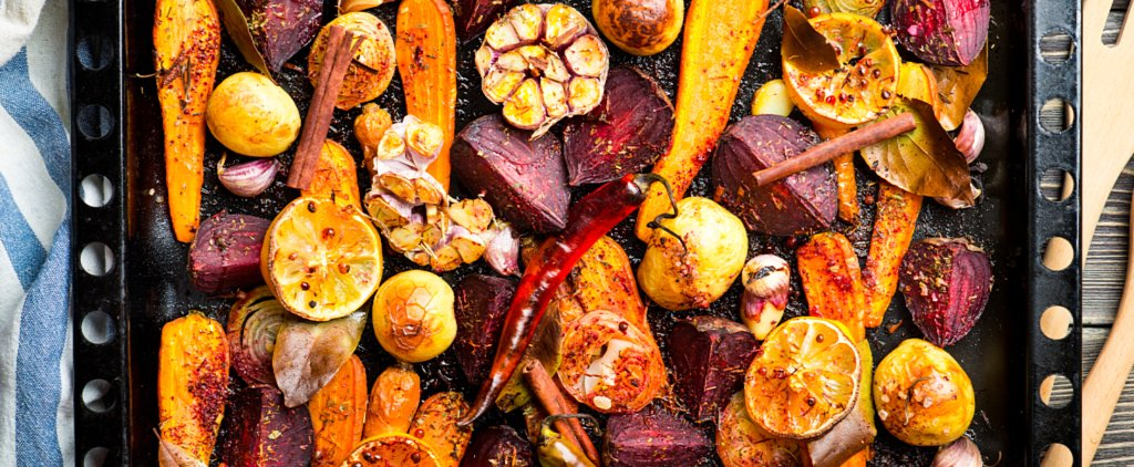 Roasted-Vegetable Combos You Haven't Tried Yet