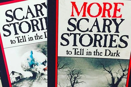 "Guillermo Del Toro To Take On ""Scary Stories To Tell In The Dark"""