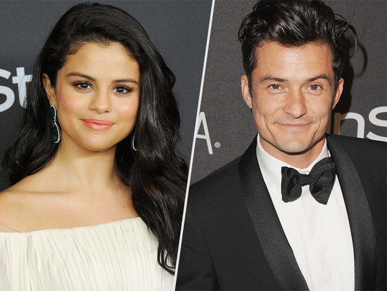 Selena Gomez and Orlando Bloom Party Together at His 39th Birthday Party