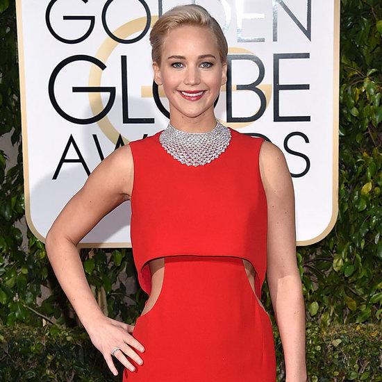 Jennifer Lawrence's Oscar Nomination Reaction 2016