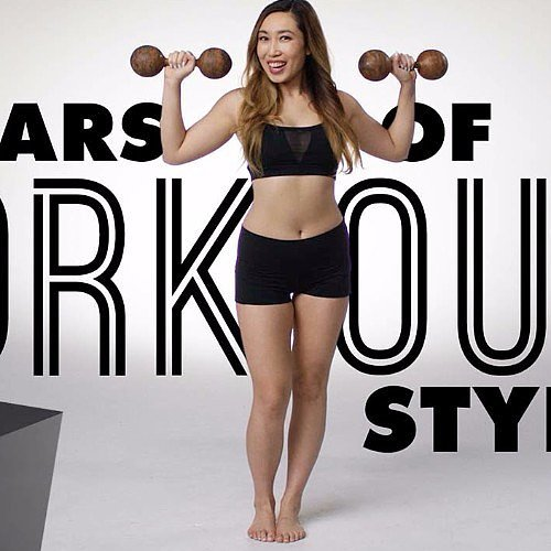 100 Years of Workout Style in 3 Minutes