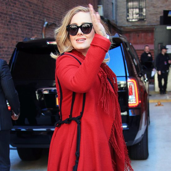 Adele Talks About Being Drunk and Doing Nice Things For Fans
