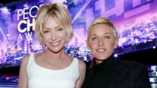 "Ellen DeGeneres & Portia De Rossi Named Their New Pet ""Kid"" To Get Everyone Off Their Backs"