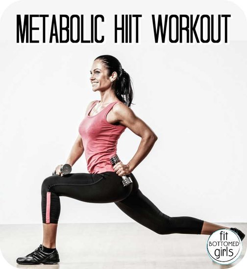 A HIIT Workout to Boost Your Metabolism
