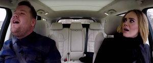 Adele Channels Her Inner Nicki Minaj During Her Hilarious Carpool Karaoke Session