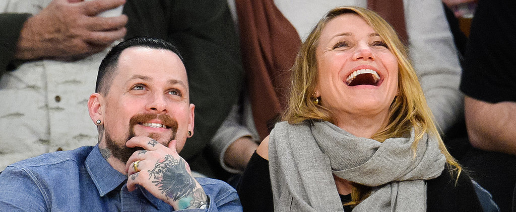 Benji Madden Shares a Heart-Melting Message to Cameron Diaz on Instagram