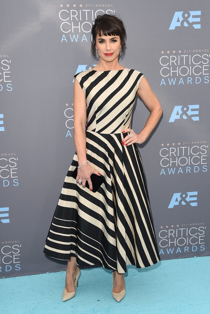 Red Carpet Style: 2016 Critic's Choice Awards