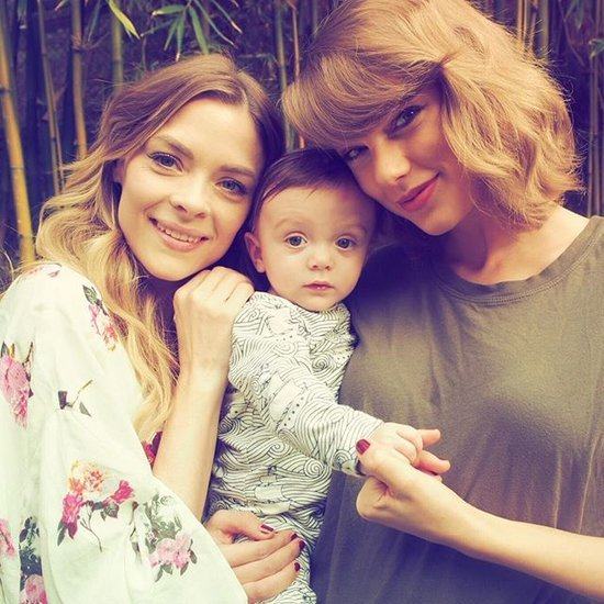 Taylor Swift and Jaime King's Son Pictures