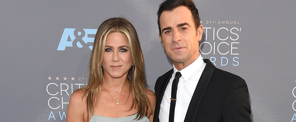 Does Jennifer Aniston's Dress Confirm the Friends Reunion We've All Been Waiting For?