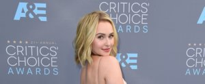 Hayden Panettiere's Pretty Beach Waves Will Give You Lob #Goals