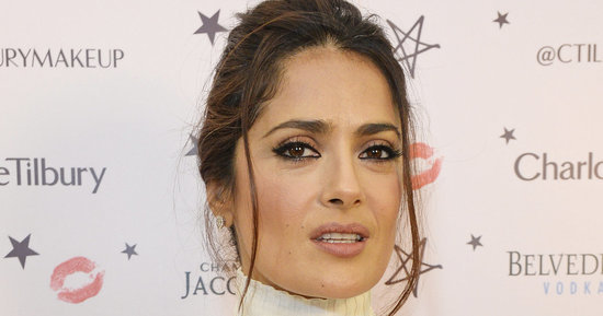 Why Salma Hayek Wants The El Chapo, Sean Penn Interview Controversy To End