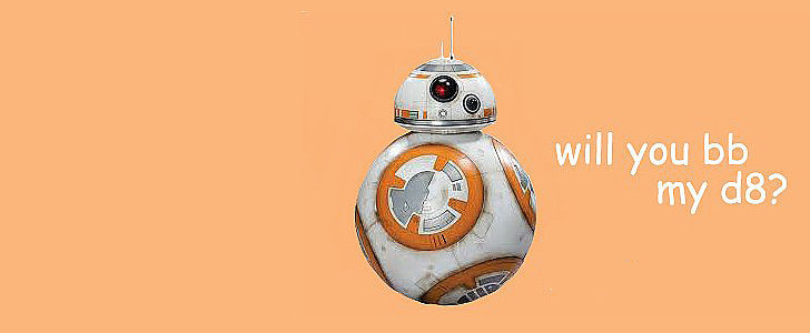34 Perfect Star Wars Valentines to Give the Obi-Wan For You
