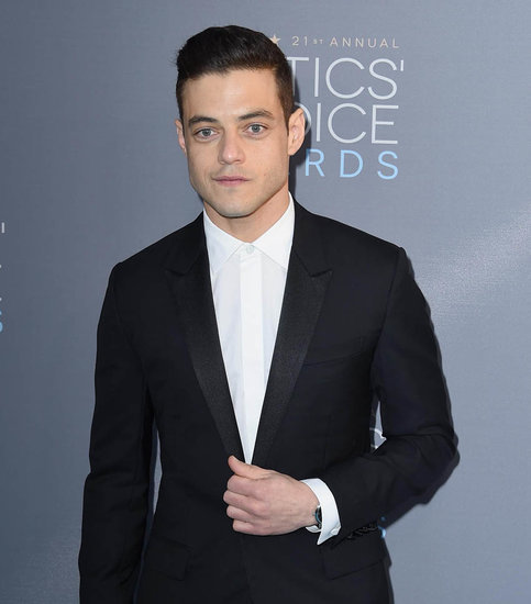 Rami Malek and Mr. Robot win at the 2016 Critics' Choice Awards