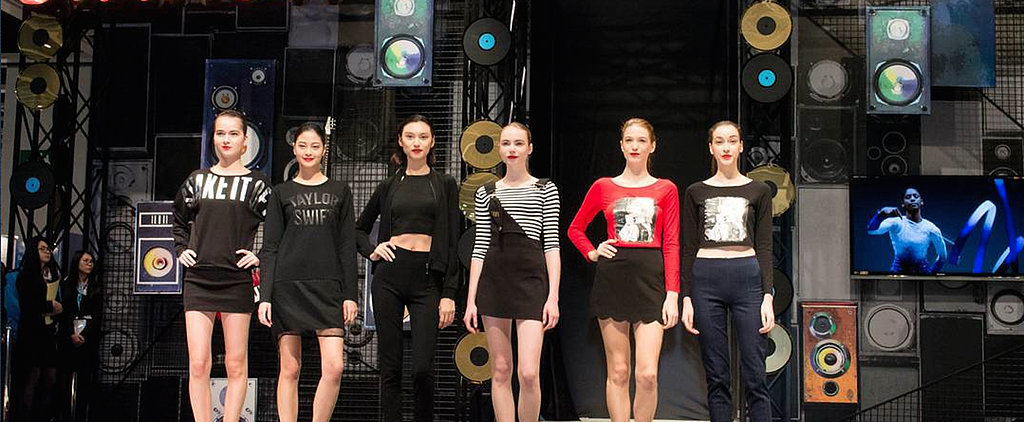 The 7 Things You Can't Miss From Taylor Swift's Hong Kong Fashion Show