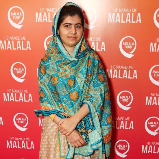 TOMS Malala Fund Scarf