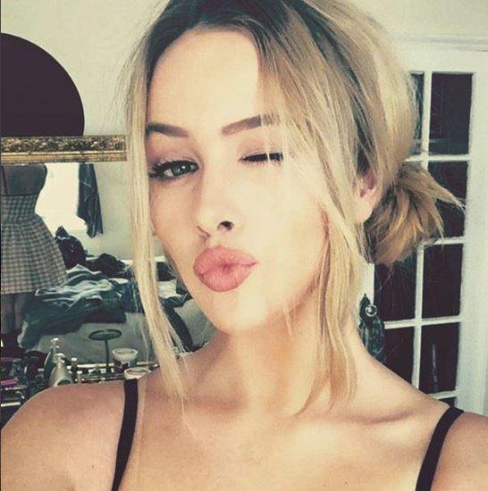 Sexy Celebrity Instagram Photos