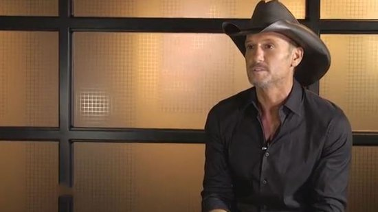 EXCLUSIVE: Tim McGraw Explains the Role Oprah Winfrey Had in Making His 'Humble and Kind' Music Video