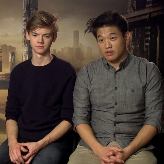 Maze Runner: The Scorch Trials Cast Interview