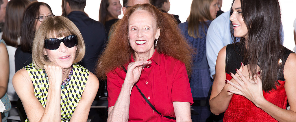 15 Ways Grace Coddington Has Made Her Mark on the Fashion Industry