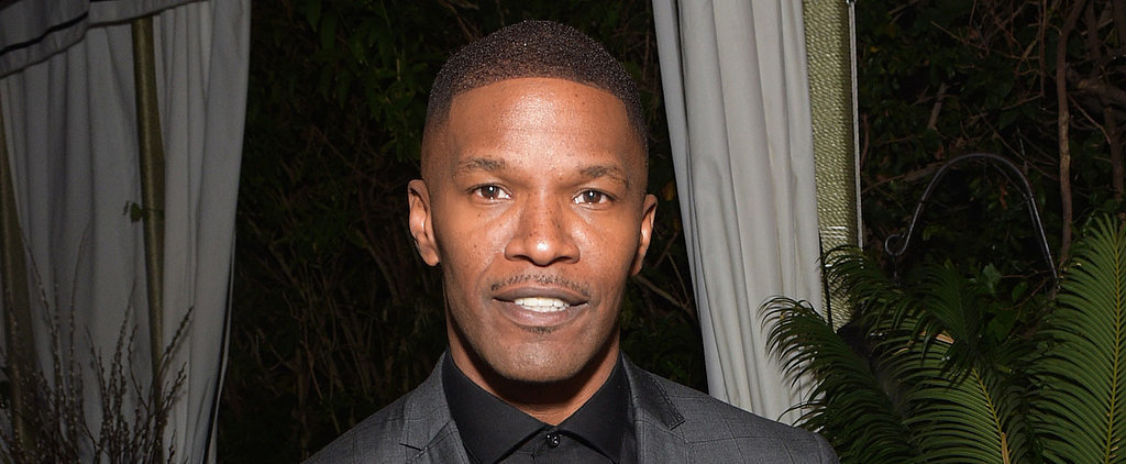Jamie Foxx Saves Man From Burning Car, Has an Emotional Meeting With Victim's Father