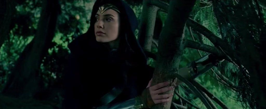 Watch Gal Gadot Kick Major Ass in the New Wonder Woman Teaser