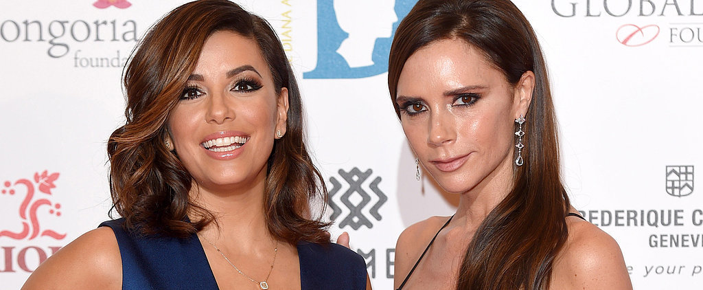 Everyone Wants Posh to Design Eva Longoria's Wedding Dress